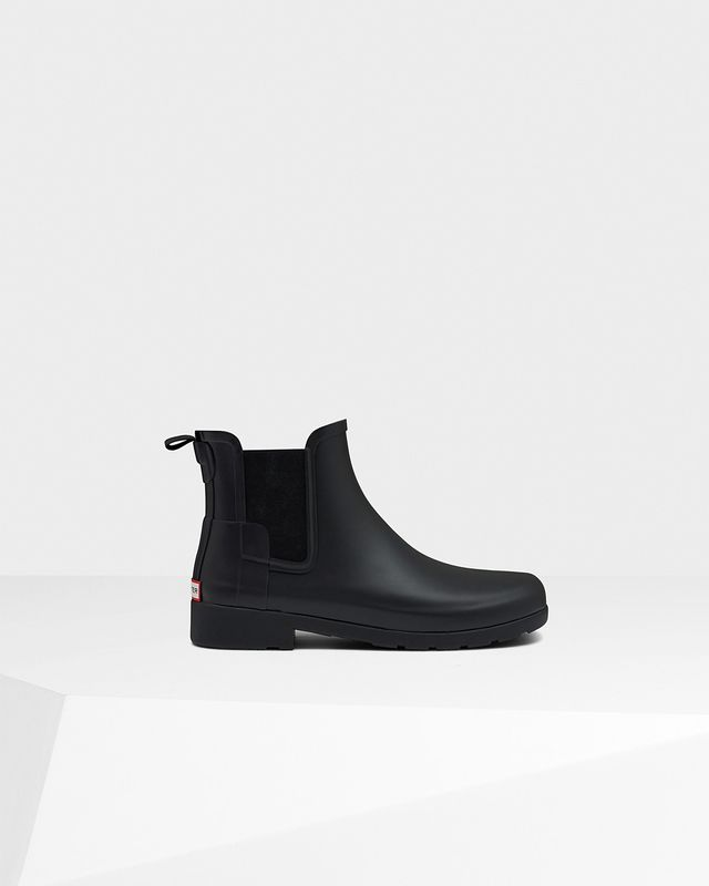 Hunter Women's Original Refined Chelsea Boots