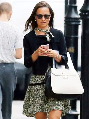 Pippa Middleton Has Worn These Shoes for 4 Weeks Straight
