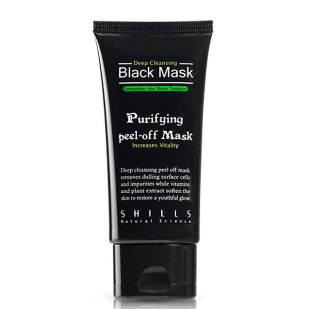 Shills Deep Cleansing Peel Off Black Mask