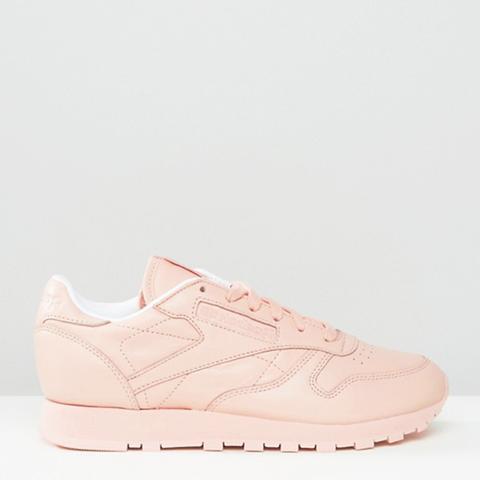 Nylon X Spirit Sneakers in Pink