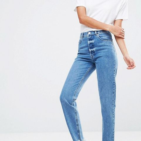 Tall Florence Authentic Straight Leg Jeans