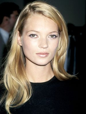 The Glorious Evolution of Kate Moss's Beauty Look