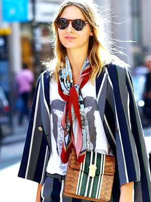 9 Neck Scarves to Elevate Your Outfit