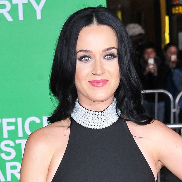 Is Katy Perry Naturally Black Hair