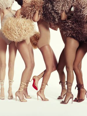 Christian Louboutin Added New Nude Heels for Every Skin Color