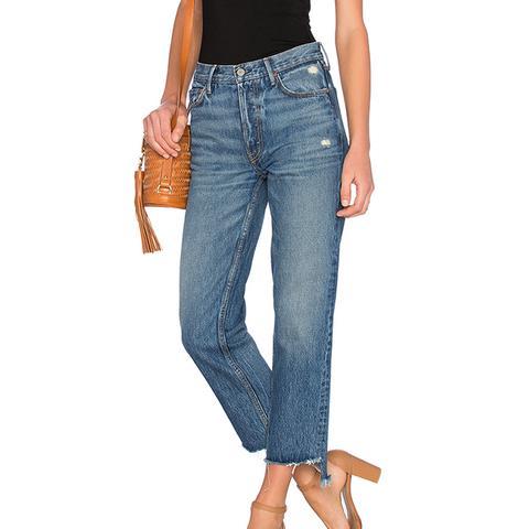 Helena Straight Leg Jean