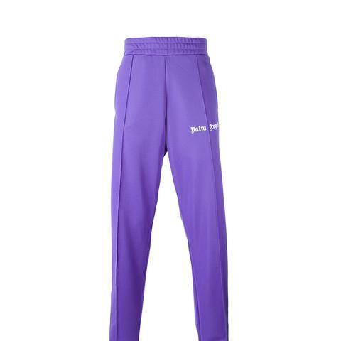 Sporty Slim Track Pants