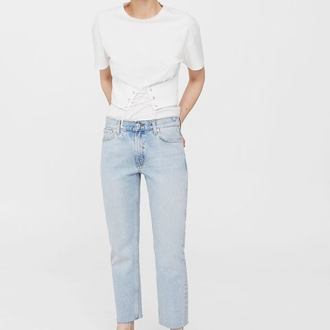 Sayana Straight Jeans