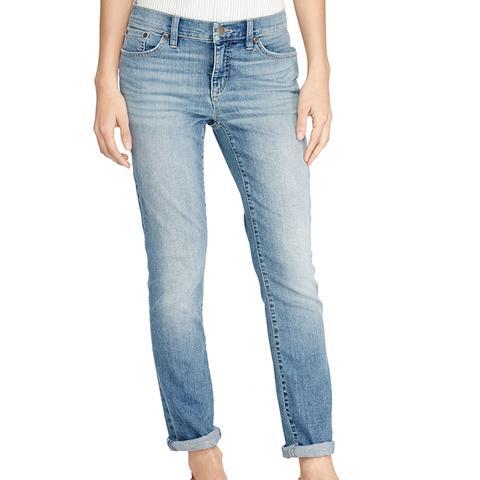 Lauren Premier Straight Jean