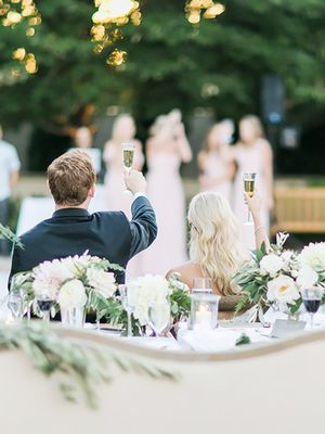 How to Write a Wedding Toast (When You're Staring at a Blank Page)