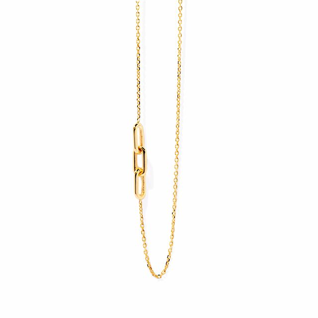Sarah & Sebastian Link Chain Necklace
