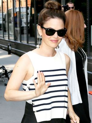 Wear Your Summer Midi Skirt the Rachel Bilson Way