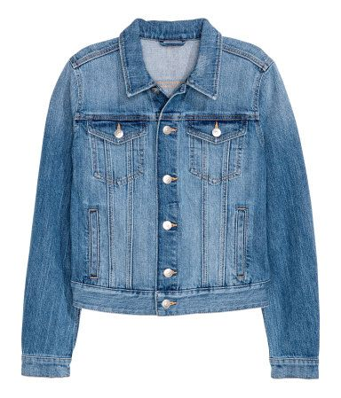Affordable Denim Jacket