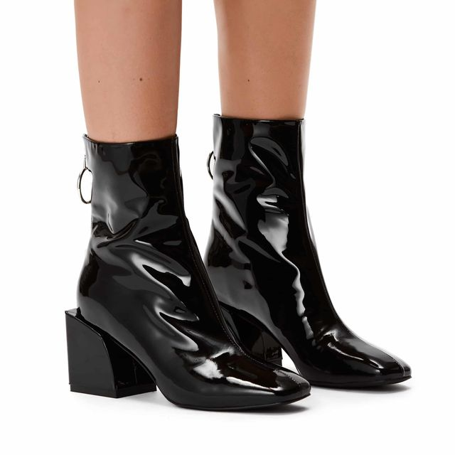 Naked Vice The Shanghai Patent Boots