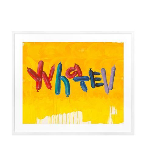 """""""Whatev"""""""