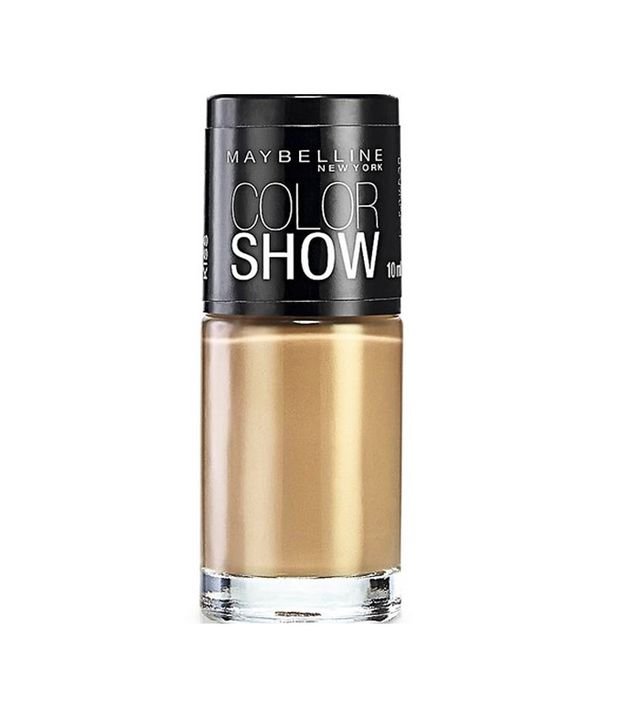 Maybelline Color Show Nail Polish (Golden Sands)