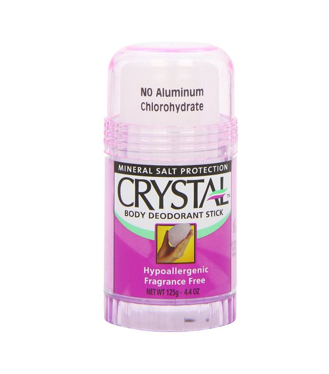 The Crystal Crystal Deodorant Stick