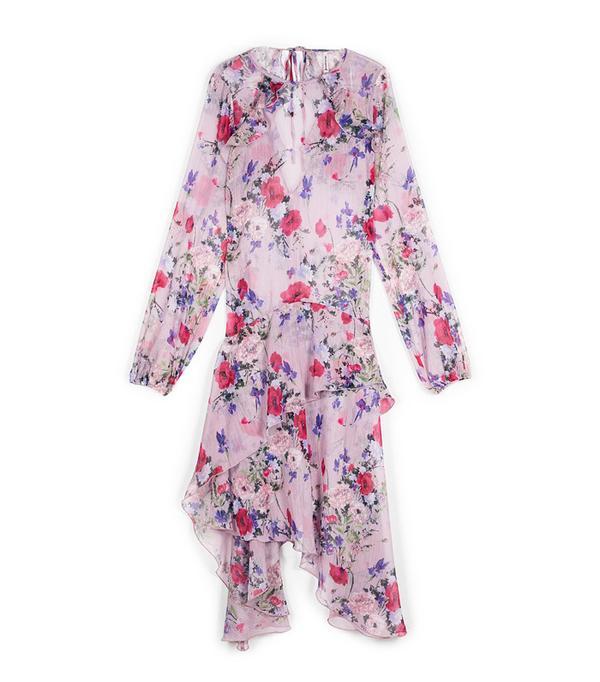Stravidarius online fashion shop: floral dress