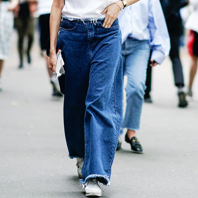 Sheffield fashion: you wore baggy jeans