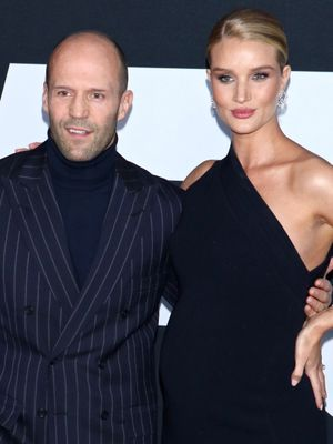 Rosie Huntington-Whiteley Gave Her New Baby a Very 1920s Name