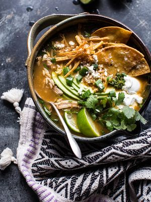 If You Love Mexican Food, You'll Go Crazy for These Chicken Taco Soup Recipes