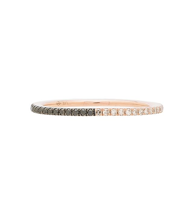 Eternity Band in Metallic Copper. - size 6 (also in 7)