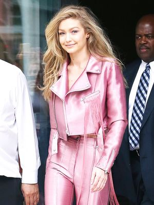 Gigi Hadid Just Dressed Like Zenon, Girl of the 21st Century