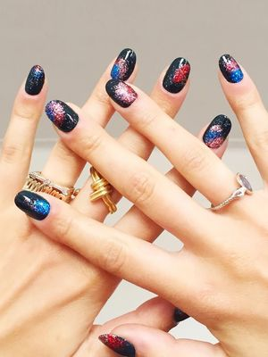 8 Nail Art Designs to Bring to Your Manicurist Before the Fourth of July