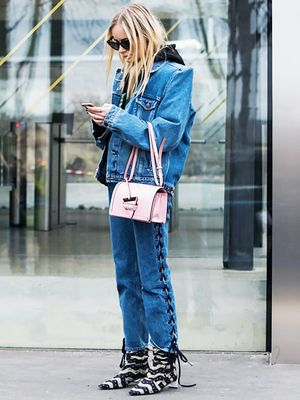 Peekaboo Jeans: The Coolest New Denim Trend