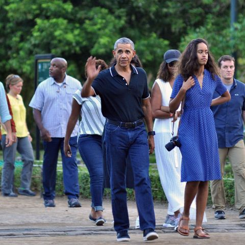 Update: The Obamas Are Living It Up in Bali, Indonesia (See the Photos)
