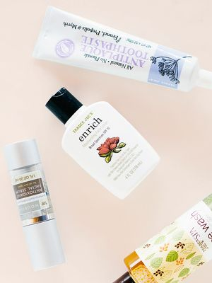 I Swapped Out My Entire Skincare Routine for Trader Joe's Products