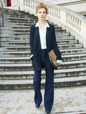 How to Nail Clémence Poésy's Effortless French-Girl Style