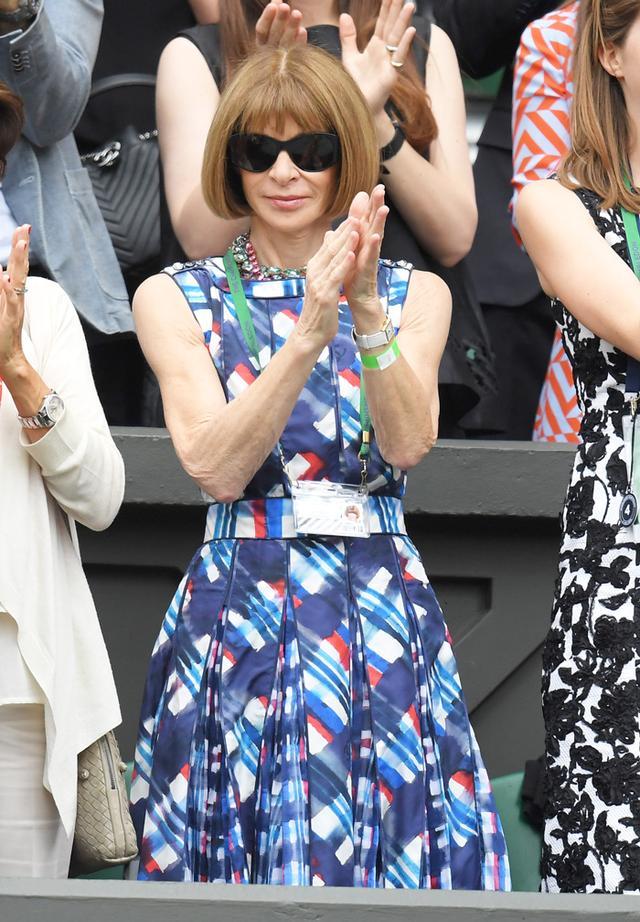 Anna Wintour Wimbledon