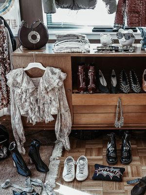 How to Have an Organised Closet, Even If the Rest of Your Life Is Chaos
