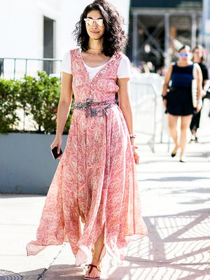 maxi dress - Fashion Trends and Celebrity Style | WhoWhatWear