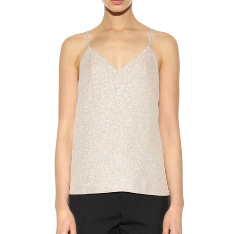 Metallic Camisole Top