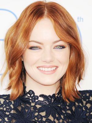 A Comprehensive Look at Emma Stone's Hair Evolution