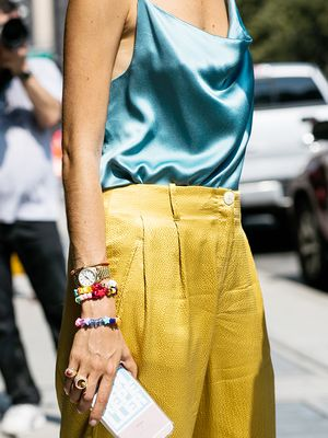 Wear These Summer Colors to Show Off Your Tan