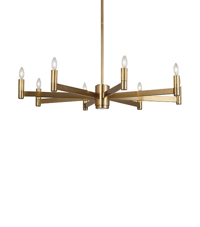 Rico Espinet for Robert Abbey Delaney Chandelier