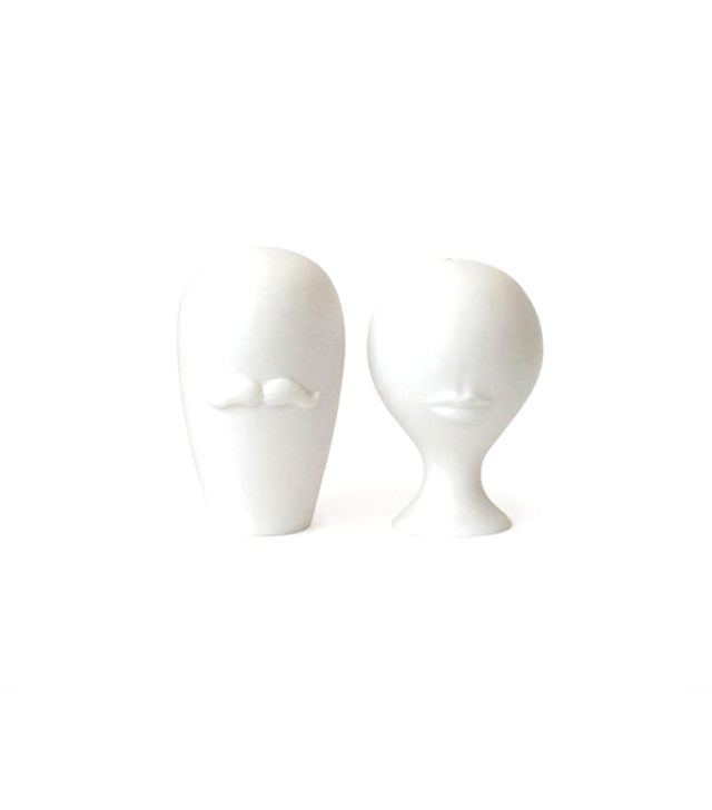 Jonathan Adler Mr & Mrs Muse Salt + Pepper Shakers