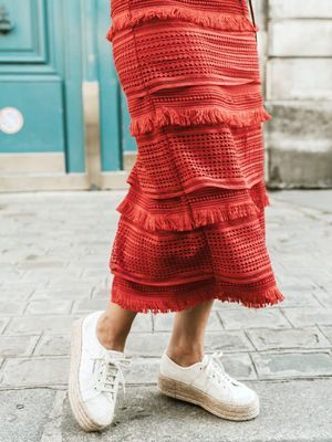 Espadrille Sneakers: The Hybrid Shoe You Need for Summer