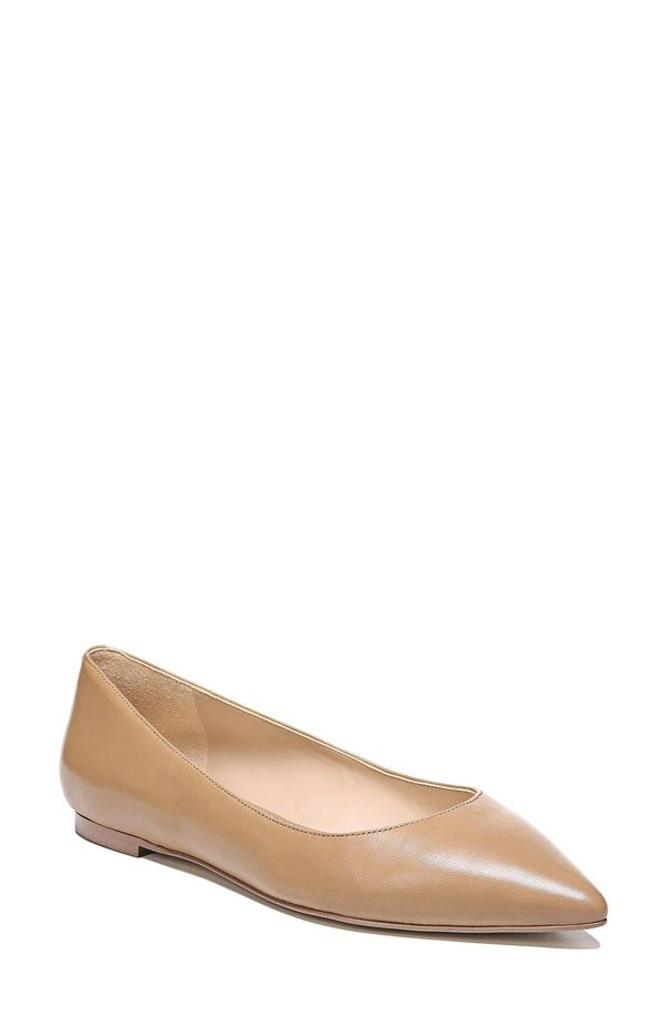 Rae Pointy Toe Flat