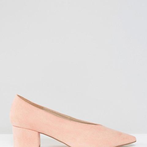 LIANA Pointed Ballet Flats