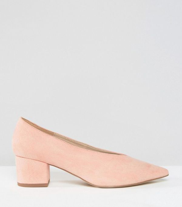 LIANA Pointed Ballet Flats