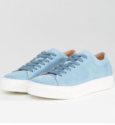 Selected Suede Sneaker