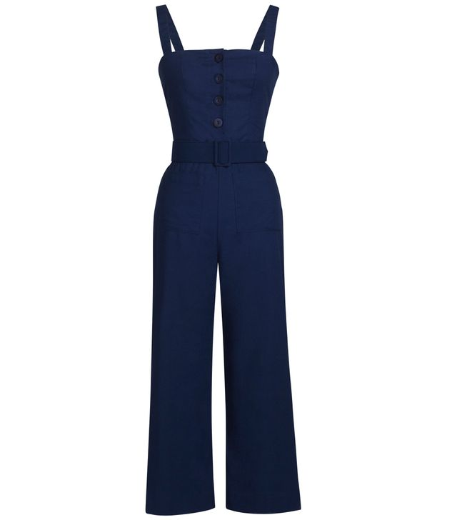 Staud Mango Jumpsuit