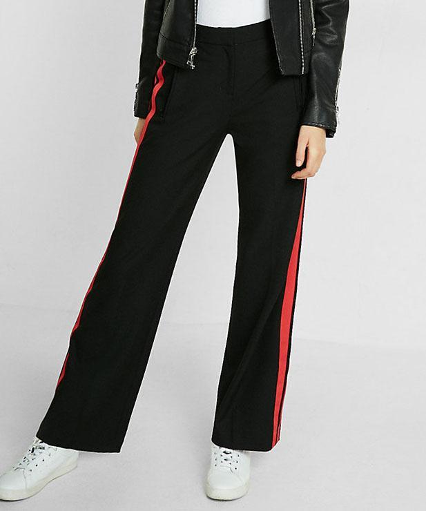 Side Stripe Track Pant