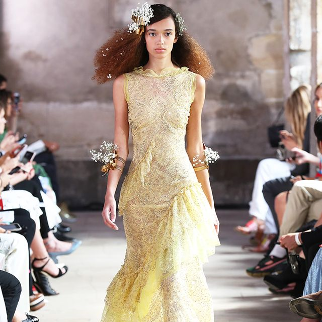 Of Course Rodarte's Paris Debut Is Ridiculously Gorgeous