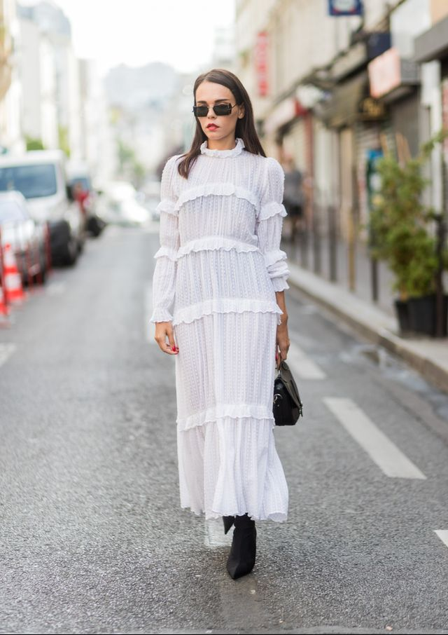 Best Paris Fashion Week Street Style Whowhatwear Au