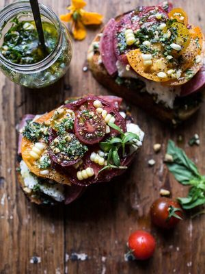 3 Easy Tomato Bruschetta Recipes That Are Made for Summer Entertaining
